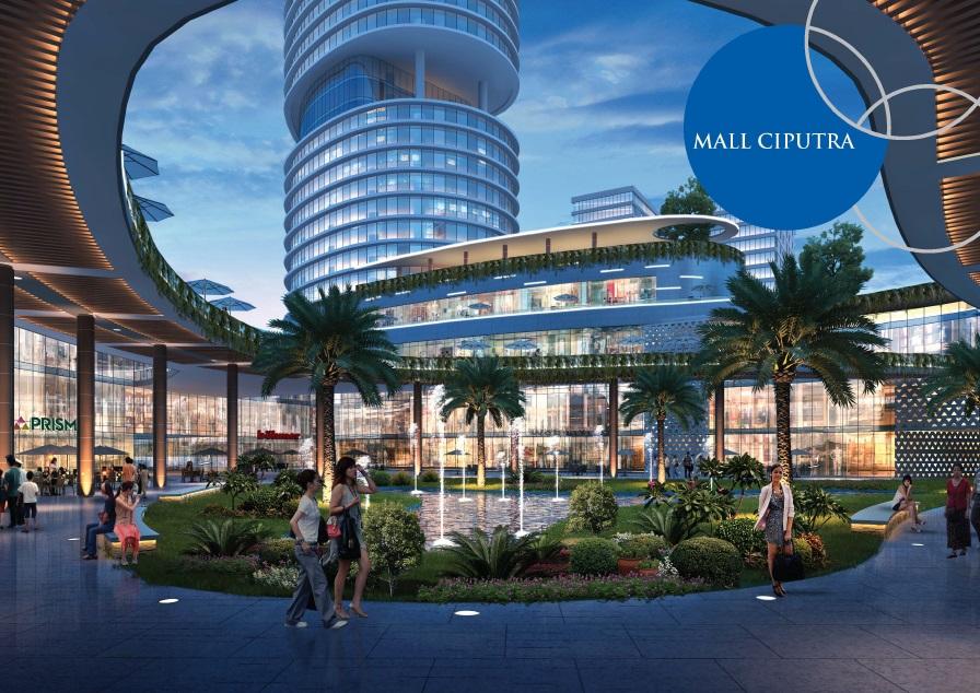 Fasilitas CitraLand Cibubur Mall Ciputra