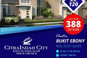 Ready Stok EBONY Citra Indah City