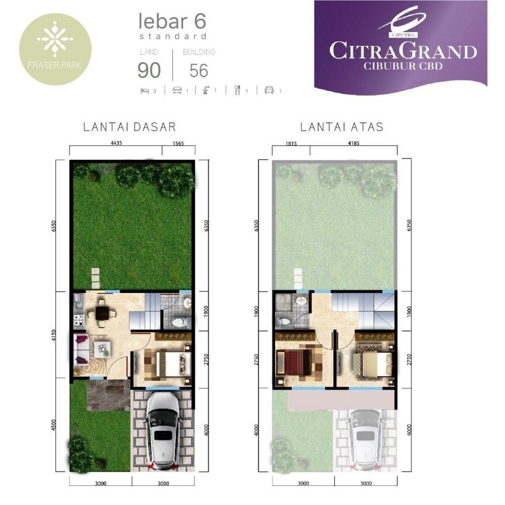 CitraGrand Cibubur CBD Ciputra Grup perumahan Cibubur