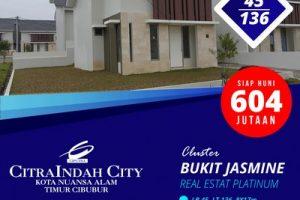 Jasmine 45/136 – Citra Indah City