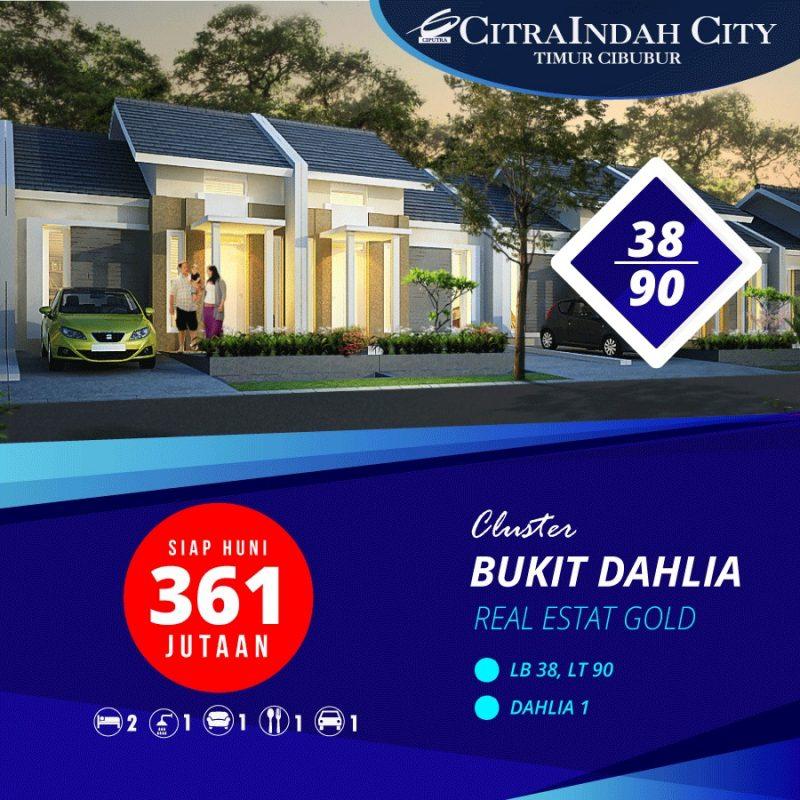 Dahlia-38-90-CitraIndahCity-rumahclustercibubur