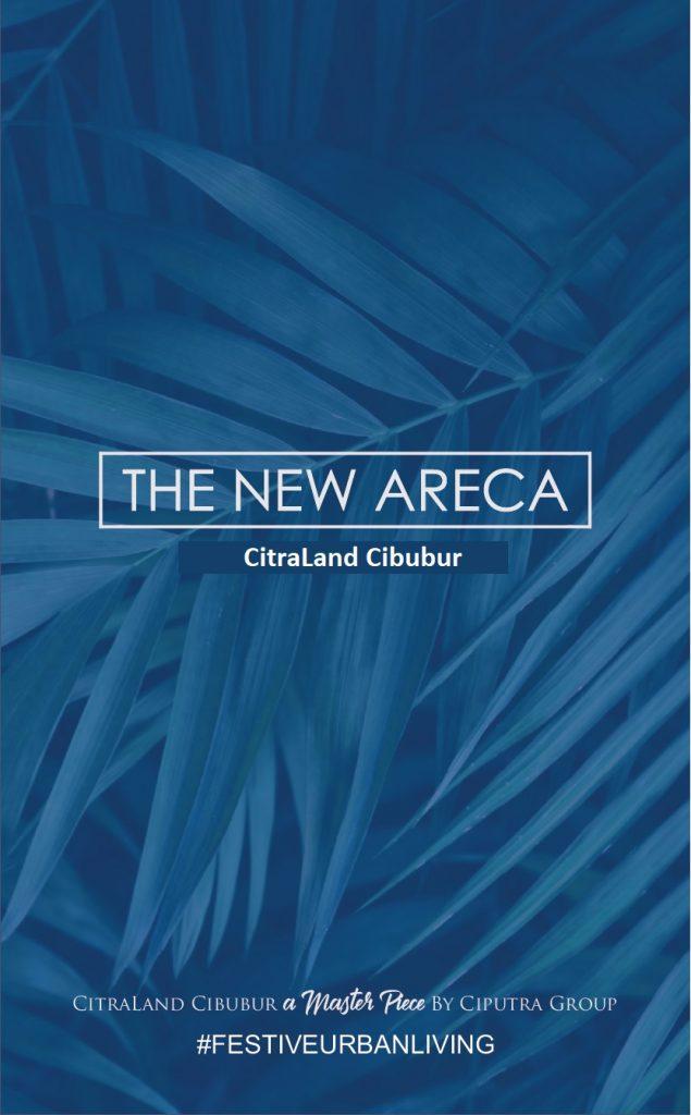 New Areca Cover CitraLand Cibubur