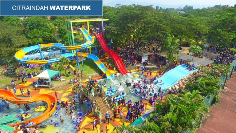 waterpark Fasilitas Citra Indah City Timur Cibubur Ciputra Grup