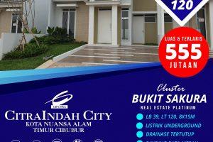 Bukit SAKURA – Citra Indah City