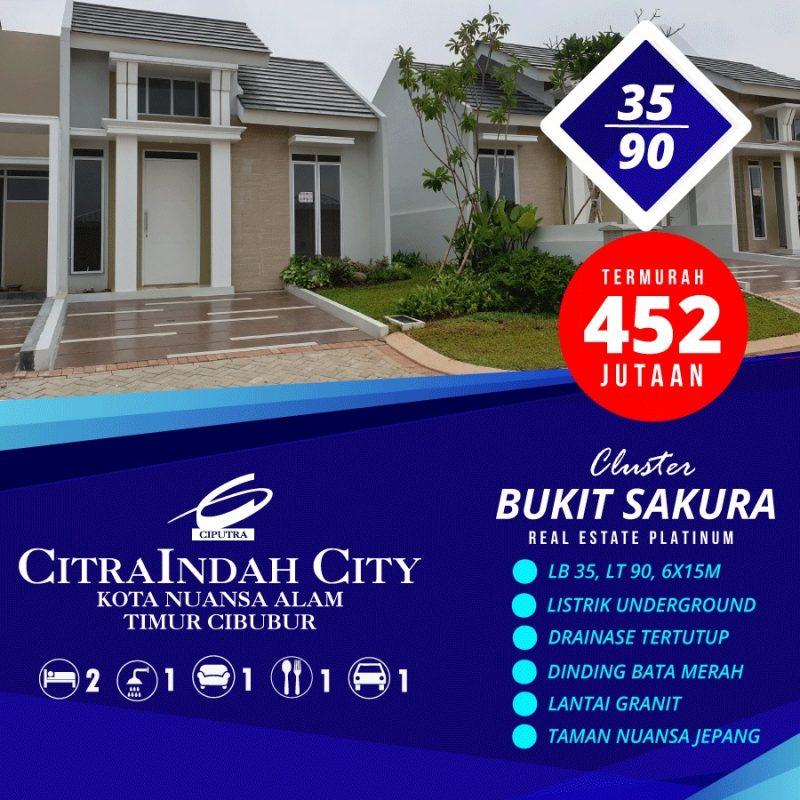 Sakura Citra Indah City