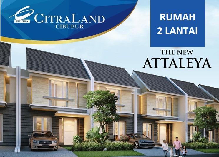 New Attaleya CitraLand Cibubur CiputraGruo