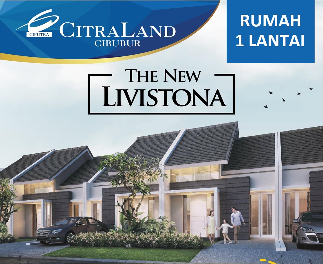 The New Livistona CitraLand Cibubur