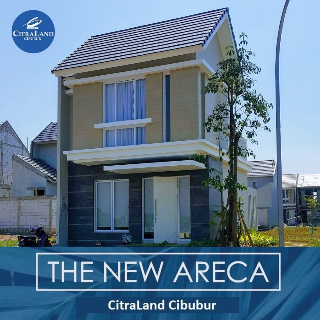 New_Areca_CitraLand_Cibubur_Ciputra
