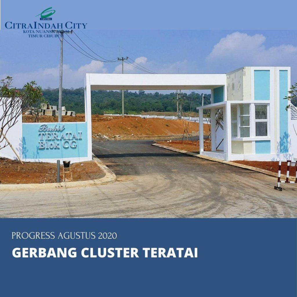 Gerbang Cluster Teratai