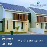 Tipe Jasmine 45/136 Citra Indah City