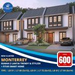 NEW Cluster MONTERREY CitraLand Cibubur 2021
