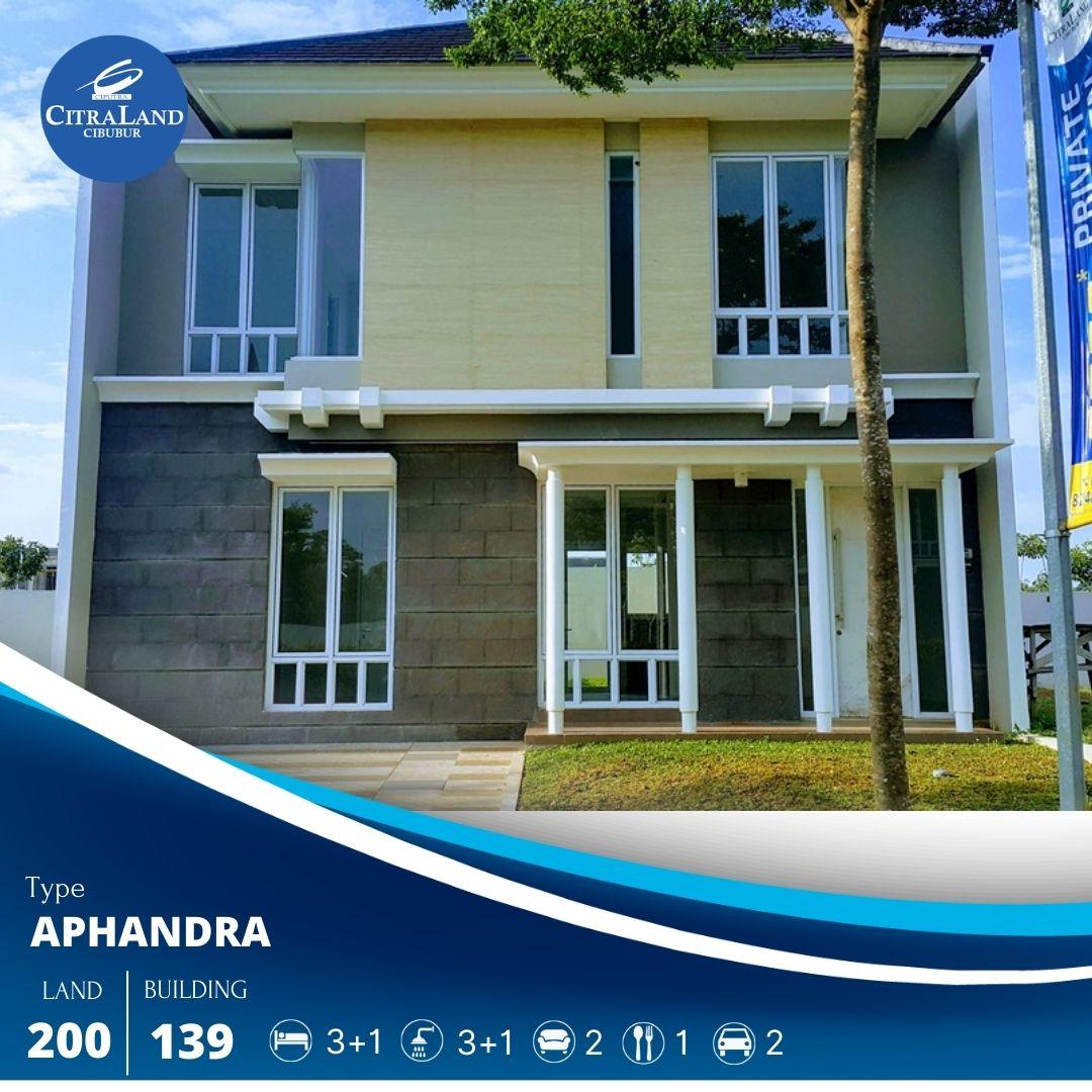 Aphandra CitraLand Cibubur