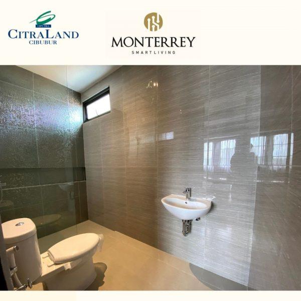 Rumah Cluster Monterrey CitraLand Cibubur